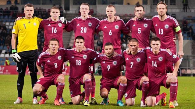 ผลการแข่งขัน ลัตเวีย