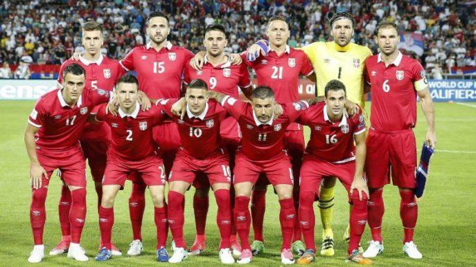 ฟุตบอลโลก 2022 เซอร์เบีย
